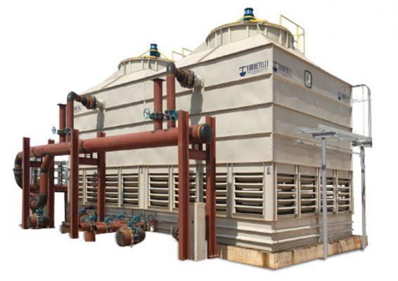 Torre de Resfriamento de Água ASP II
