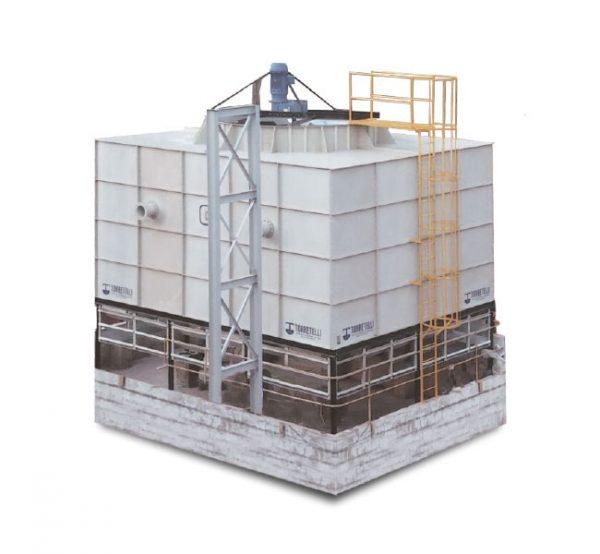 Torre de Resfriamento de Água M