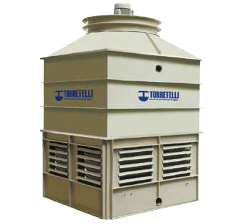 A Torre de Resfriamento de Água ASP I